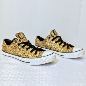Converse All Star Low Golden Tiger